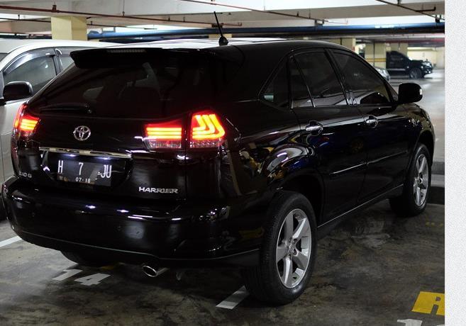 NEW 2015 RX 2nd gen 330 350 400h Tail lights LED acrylic ...